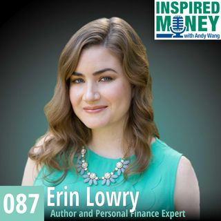 087: Broke Millennial Takes on Investing with Erin Lowry
