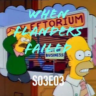 3) S03E03 (When Flanders Failed)