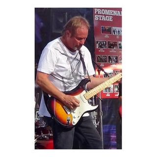 "Amazing lead guitarist/ composer/producer, ""Michael Tiffany"" joins us!"