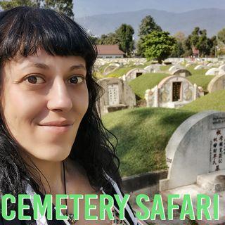 #08 Cemetery Safari. Intervista a Claudia Vannucci