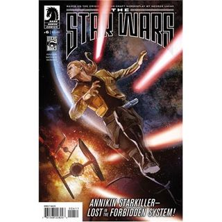 "Source Material #097 - ""The Star Wars"" (Dark Horse) (2013) - part 3"