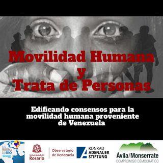 Movilidad humana y trata de personas