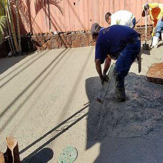Oahu Concrete Paving