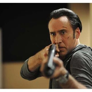 Snap Judgments: Rage, starring Nicolas Cage