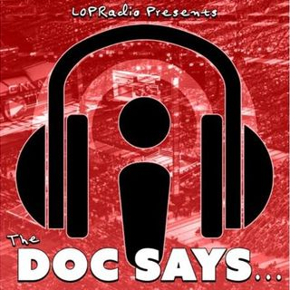 The Doc Says...The Sunday Wrestling Conversation, with Rich Latta