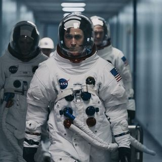 First Man & Gosnell 2018-10-12