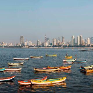 Viaggio in India - 02 Mumbai, M.me Vora e tramonti sul Mar d'Arabia