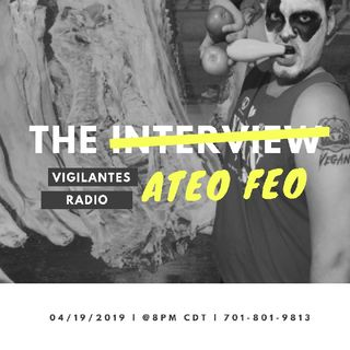 The Ateo Feo Interview.