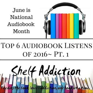 Ep 12: Top 6 Audiobook Listens of 2016 Pt. 1