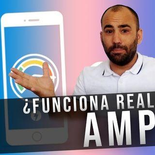 ¿Funciona realmente AMP? por Oscar Aguilera