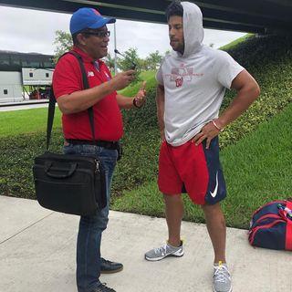 ADRIÁN SÁNCHEZ | Enviado Especial Freddy Jinete Daza a West Palm Beach (Florida)