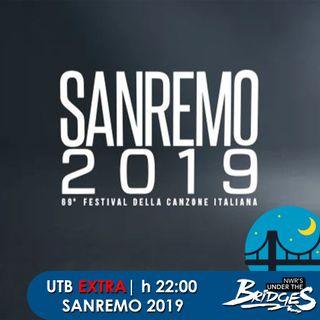 UTB - SPECIALE SANREMO 2019