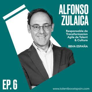 Episodio 06: Trabajar como una startup en una gran organización con Alfonso Zulaica