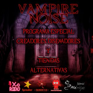 Vampire Noise, tiendas alternativas