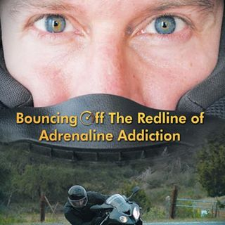 Axe - No Limits No Regrets: Bouncing Off the Redline of Adrenaline Addiction