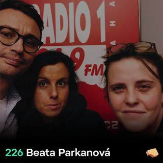 SNACK 226 Beata Parkanova
