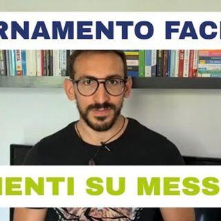 Facebook: annunciata lintroduzione dei pagamenti su Messenger.