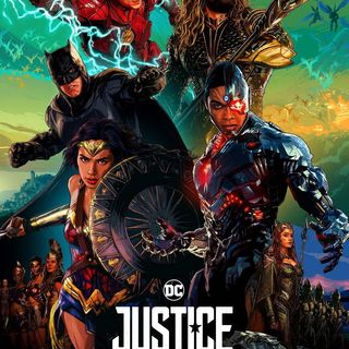 Podcast Review: Thor 3, Justice League, Blade of the Immortal.