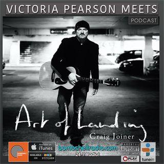 Victoria Pearson Meets : Craig Joiner
