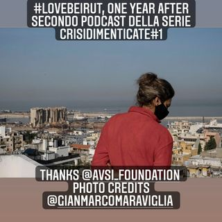 #LoveBeirut, one year after