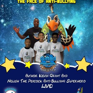 Interview with Kevin Grant creator of Nelish The Face of Anti-Bullying