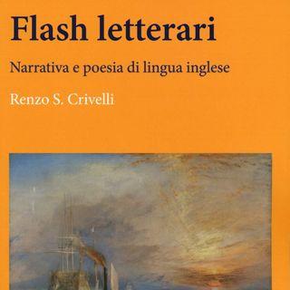 """Renzo S. Crivelli """"Flash letterari"""""""