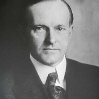 Episode 1205 - Calvin Coolidge on Legalized Larceny & The Gun Rights Movement Isn't Violent