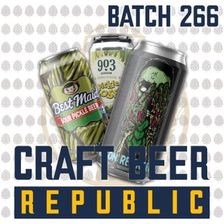 Batch266: Has Beer Jumped the Shark?