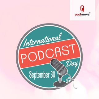 Happy #internationalpodcastday