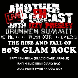 THE RISE & FALL OF 80s GLAM ROCK - BRITT PENNELLA JAKE PERRY RAYEN BELCHERE