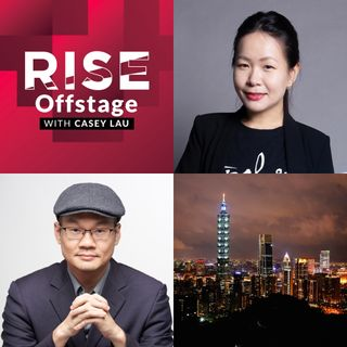 Taiwan Startup Ecosystem Roundtable with Elisa Chiu and Ping Wang