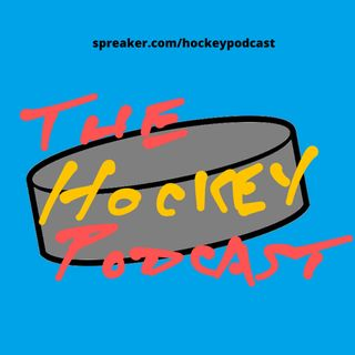Hockey Podcast-Kevin Woodley