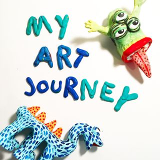 Episode 3 - My Art Journey