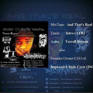 Terrell Bryson - Intro (ATR)