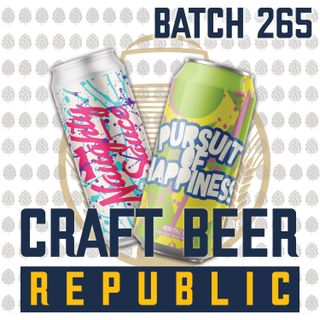 Batch265: One Drink & One Drink Only