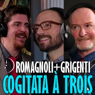 Inconscio, Scienza e Futuro - Cogitata à trois con F.GRIGENTI e G.ROMAGNOLI