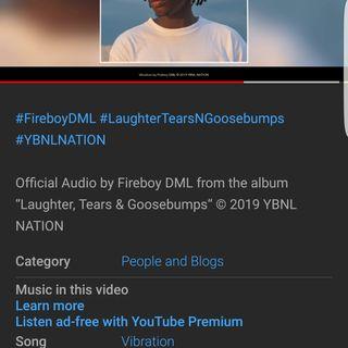 Fireboy DML  - Jealous (Official Music video)