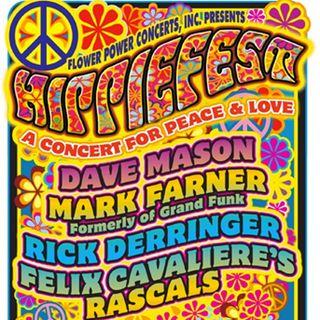 109 - Rick Derringer & Gary Wright - Hippiefest