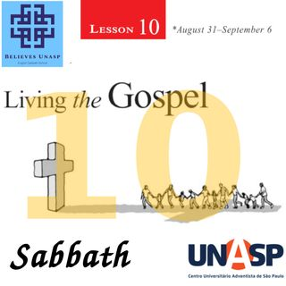 Sabbath School Aug-31 Saturday