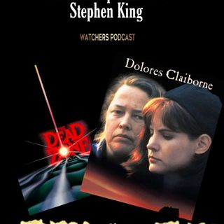 Ep. 06 Stephen King - Dolores Claiborne/The Dead Zone