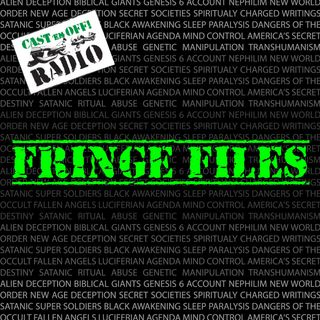 Fringe Files #16 - Exposing Corruption with William Ramsey