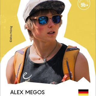 climbingradio: Alex Megos a ISPO