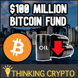 NEW $100 Million Bitcoin Fund - Ripple ODL XRP Liquidity - Dallas Federal Reserve Crypto Paper