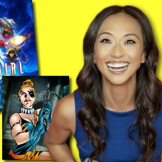 #319: Joy Osmanski on bringing Tigress to life on the CW's Stargirl!