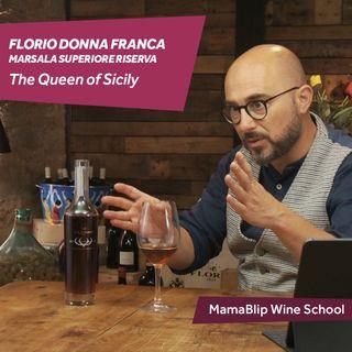 Grillo   Donna Franca - Marsala - Florio   Wine tasting with Filippo Bartolotta