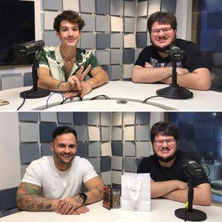 Antenados #87 - Entrevista com João Guilherme e Diego Lozano