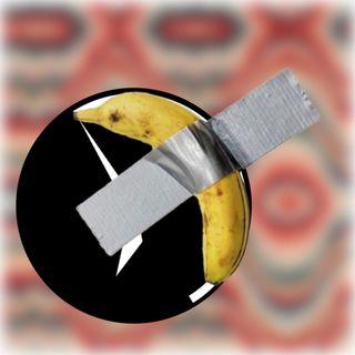 Che gusto ha una banana da 120 mila dollari?