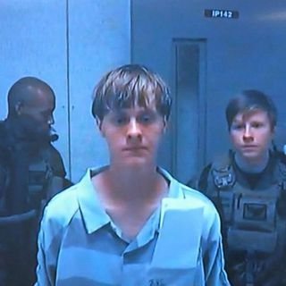 Dylann Roof Legal Questions