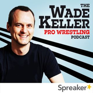 WKPWP - Interview Friday: DDP talks to Keller about his WWE Performance Center visit last week including Cain Velasquez, Michaels (7-27-18)