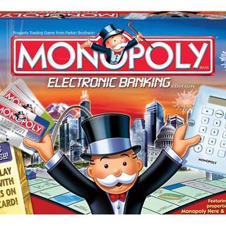 Playing Gentrification Monopoly Part # 1